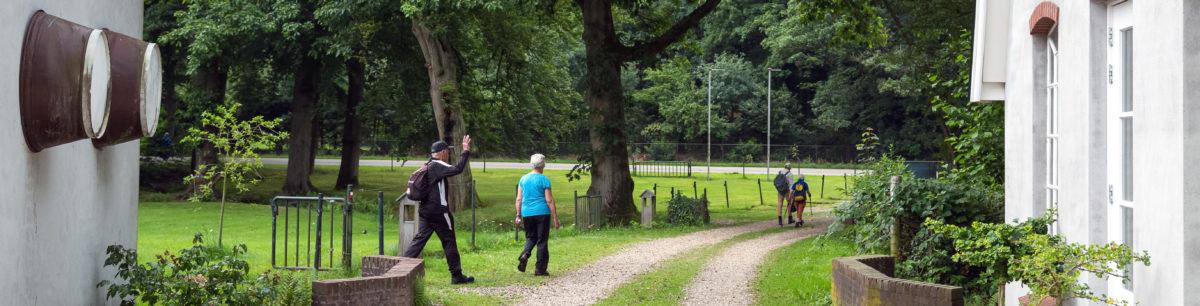 Wandelen in Apeldoorn
